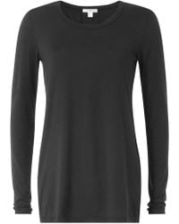 James Perse - Cotton Top - Lyst