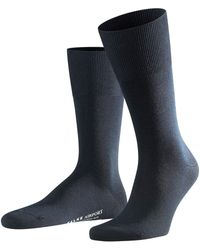 Falke - Airport Socks With Virgin Wool And Cotton - Lyst