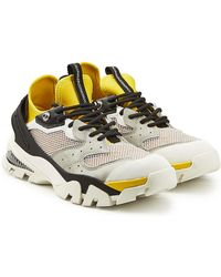 CALVIN KLEIN 205W39NYC - Carlos 10 Sneakers With Mesh - Lyst