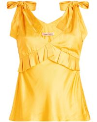 Maggie Marilyn - The Diana Cami Top - Lyst