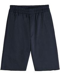 Jil Sander - Jersey Shorts - Lyst