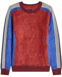 By Malene Birger - Pullover With Mohair - Lyst
