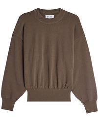 DKNY - Knit Pullover - Lyst