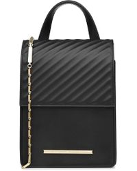 Roland Mouret - Leather Shoulder Bag - Lyst