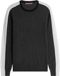 Michael Kors | Colorblock Pullover | Lyst
