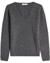 Max Mara - Pullover With Wool And Camel - Lyst
