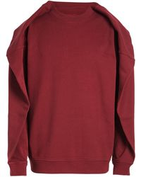 Y. Project - Layered Cotton Sweatshirt - Lyst