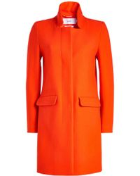 Closed - Pori Coat With Virgin Wool And Cashmere - Lyst