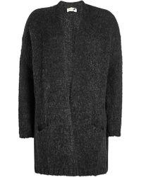 American Vintage | Cardigan With Alpaca And Merino Wool | Lyst