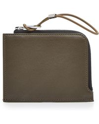 Our Legacy - Turner Leather Zip Wallet - Lyst