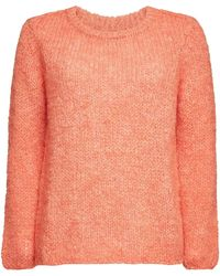 American Vintage - Manina Pullover With Mohair And Alpaca - Lyst