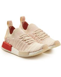 4fabd1c29 adidas Originals - Nmd R1 Stlt Primeknit Sneakers - Lyst