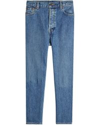 Vetements - X Levi's High-waisted Jeans - Lyst