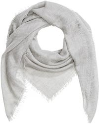 Faliero Sarti - New Lolly Cashmere Scarf With Silk - Lyst