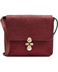 Vanessa Bruno | Leather Shoulder Bag | Lyst