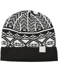 White Mountaineering - Wool Hat - Lyst