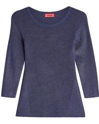 HUGO - Sebastiane Pullover With Cotton - Lyst