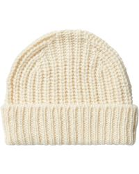 Closed - Hat With Alpaca And Wool - Lyst