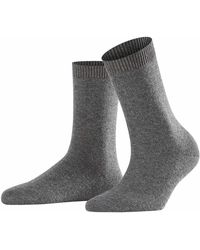 Falke - Cosy Wool Socks With Wool And Cashmere - Lyst