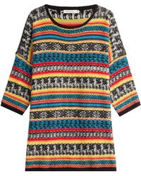 Mes Demoiselles - Oversize Pullover With Mohair - Lyst