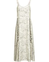 By Malene Birger - Printed Dress - Lyst
