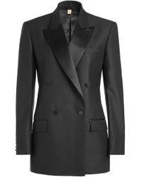 Burberry | Thompson Tailored Blazer | Lyst