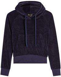 Vetements - Juicy Couture Velour Hoodie - Women - Cotton/polyester - L - Lyst