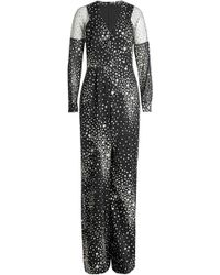 RED Valentino - Printed Jumpsuit - Lyst