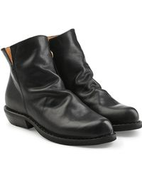 Fiorentini + Baker - Chill Leather Ankle Boots - Lyst