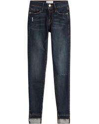 FRAME - Le Skinny De Jeanne Skinny Jeans - Lyst