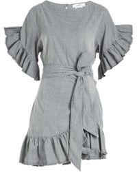 Étoile Isabel Marant - Lelicia Cotton Dress - Lyst