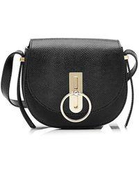 Nina Ricci - Compass Leather Shoulder Bag - Lyst