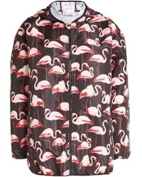 RED Valentino - Printed Jacket - Lyst