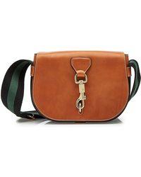 Victoria Beckham - Regiment Leather Shoulder Bag - Lyst