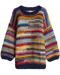 Paul & Joe - Wool Pullover - Lyst