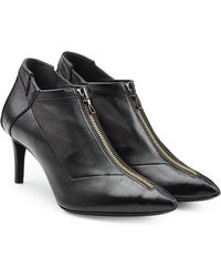 Roland Mouret - Leather Ankle Boots - Lyst