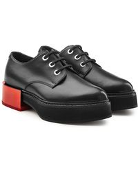 Alexander McQueen - Leather Lace-ups - Lyst