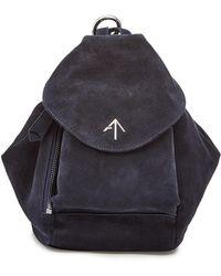 MANU Atelier | Mini Fernweh Backpack | Lyst