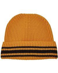 Maison Margiela - Wool Hat - Lyst