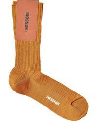 Missoni - Wool Socks - Lyst