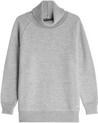 Woolrich - Wool Pullover - Lyst