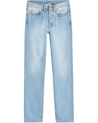 Our Legacy - Jean droit First Cut - Lyst