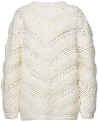 By Malene Birger - Blontia Pullover With Wool - Lyst