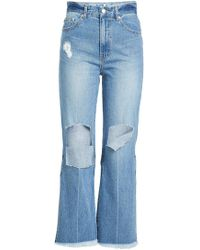 SJYP - Flare Jeans - Lyst