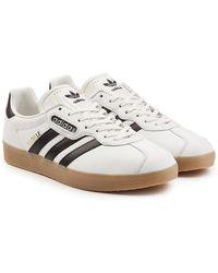 Adidas Originals | Gazelle Super Leather Sneakers | Lyst
