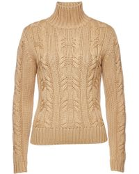 HUGO - Salini Virgin Wool Turtleneck Pullover - Lyst