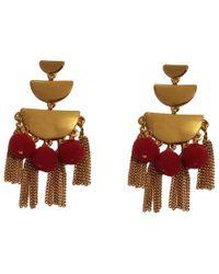 Rebecca Minkoff | Chandelier Tassel Earrings | Lyst