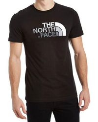 The North Face - Mens Short Sleeve Easy T-shirt - Lyst