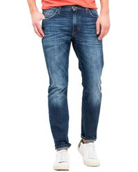 Lee Jeans - Rider Slim Fit Denim Jeans - Lyst