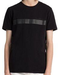 CALVIN KLEIN 205W39NYC - Jeans Tarkin Stripe T-shirt - Lyst